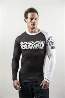 Scramble Scramble Ranked Rashguard